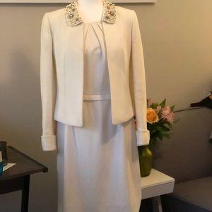 Tahari suit dress (read description well)